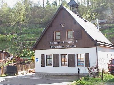 Bergwerk Dorothea-Stolln Annaberg-Buchholz OT Cunersdorf
