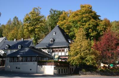Das Herrenhaus vom Frohnauer Hammer im Oktober 2008