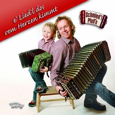 """De """"Schmiedl Pfeif´n aus Thum. Paul und Jens Schmiedel."""