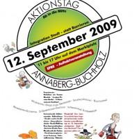 Aktionstag in Annaberg-Buchholz