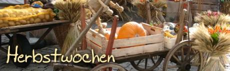 Herbstwochen im Traditionshotel Goldene Sonne in Annaberg-Buchholz