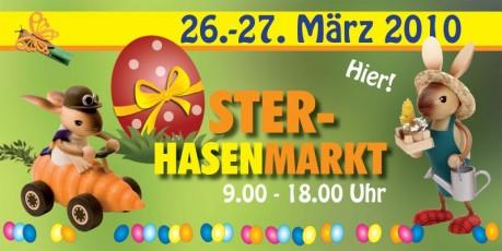 Osterhasenmarkt 2010 Kuhnert-GmbH