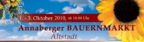 Annaberger Bauernmarkt 2010