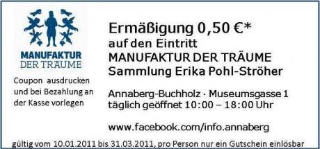 2011 Manufaktur der Träume Annaberg-Buchholz