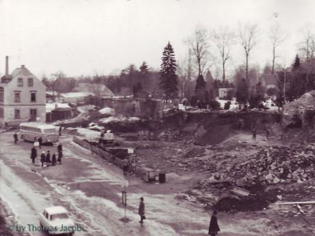 Adam-Ries-Straße im Jahre 1968