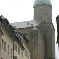 Gerüstbau an St. Annen